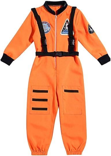Astronaut Suit Costume Halloween Fancy Dress
