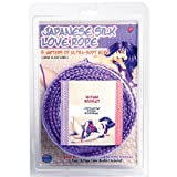 TLC Japanese Silk Love Rope 16 Foot, Purple