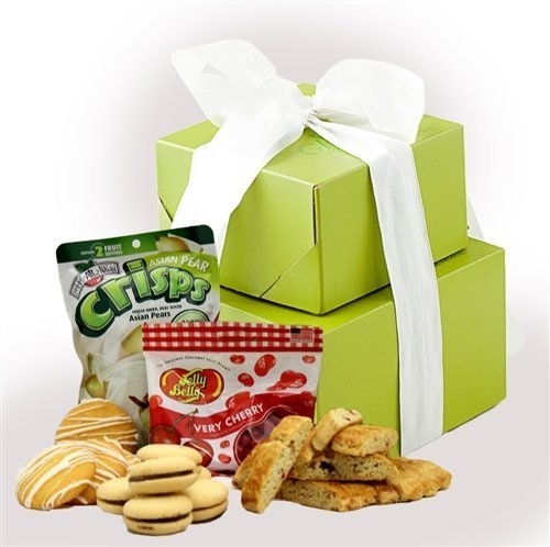 Gluten Free Palace With Sympathy Gift Tower (Small)