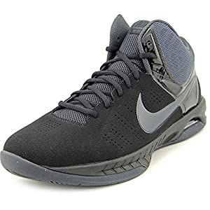 Nike Men's Air Visi Pro VI NBK Black/Anthracite Basketball Shoe 11 Men US