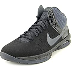 Nike Air Visi Pro VI Men's Basketball Shoe offers a breathable, supportive upper and a well-cushioned ride to help keep you comfortable up and down the court.