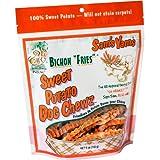 Sam's Yams Bichon Fries Sweet Potato Dog Treats, 5-Ounce, My Pet Supplies