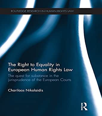 the right to equality in the eyes of the law Essay on the all are equals in the eyes of law article shared by  in order to set things right and be true to this claim of equality before law, the people who .
