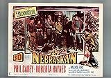 MOVIE POSTER: THE NEBRASKAN-LOBBY CARD-1953-PHIL