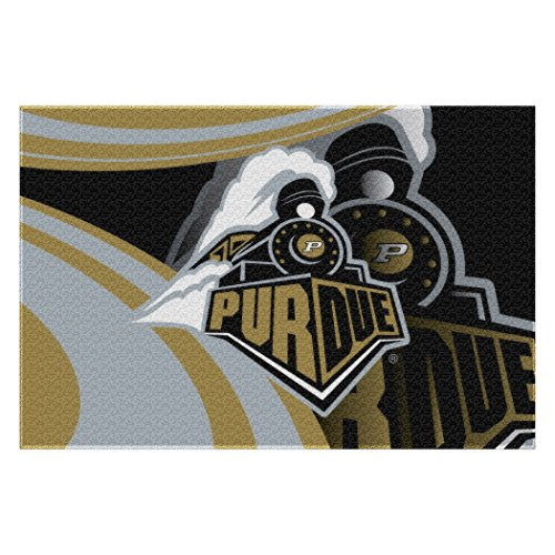 Officially Licensed NCAA Purdue Boilermakers Rug, 20