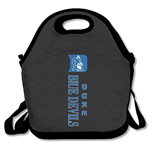 NCAA Duke Blue Devils Insulated Waterproof Lunch Tote Bag