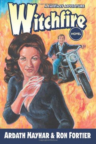 Witchfire: Amazon.es: Mayhar, Ardath, Fortier, Ron, Davis ...