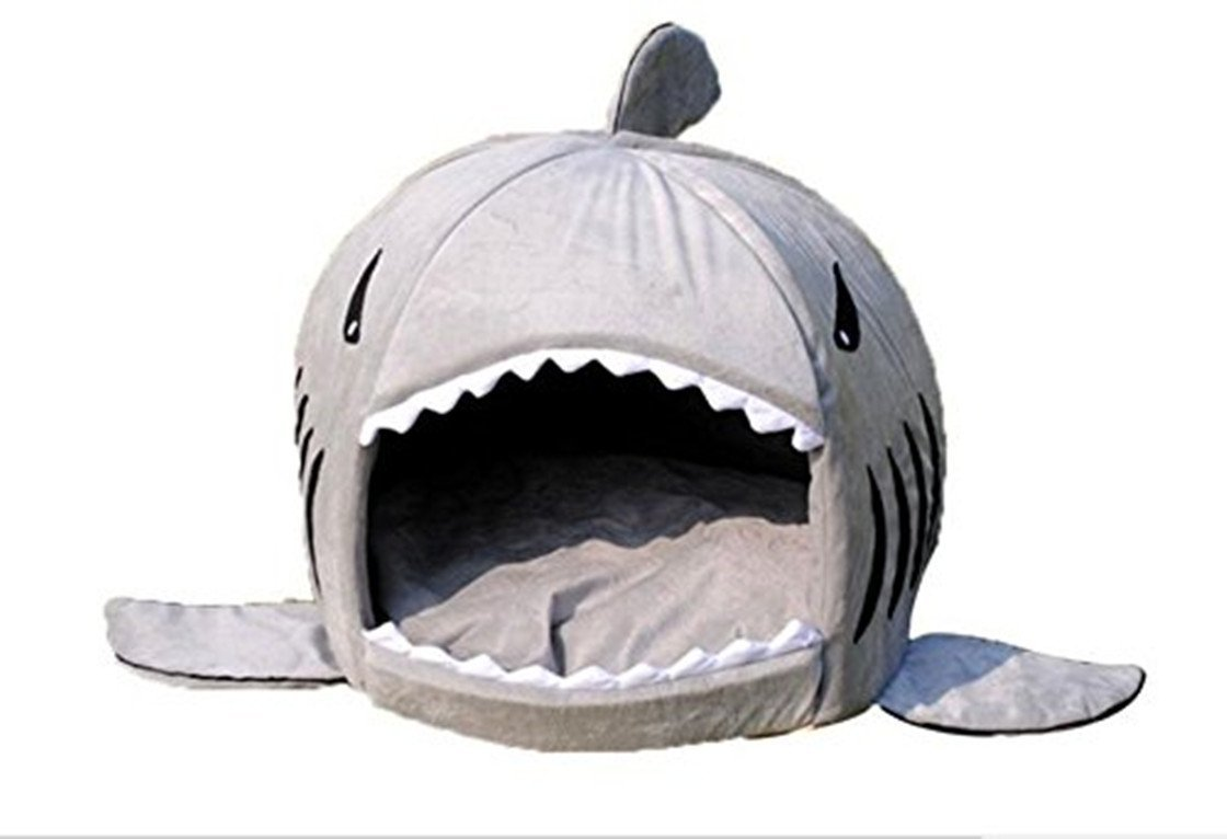Cuccia a squalo per Welsh corgie cardigan - tuttoperiltuocane.it