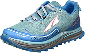 Altra Timp Trail Running Shoes - Women's Blue 5.5