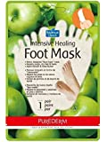 Purederm Intensive Healing Foot Mask (3 Pairs)