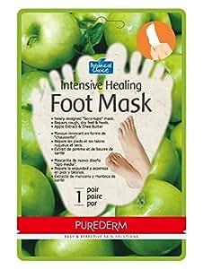 Purederm Intensive Healing Foot Mask (3 Pairs)