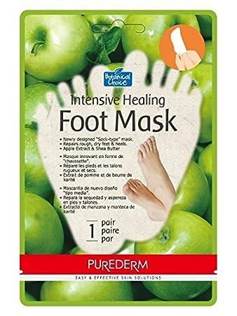 Intensive Healing Foot Mask 6 Pairs Adwin USA