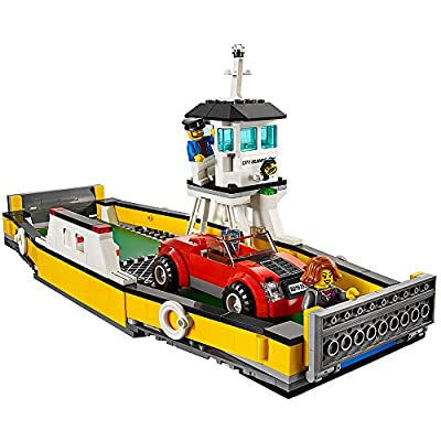 LEGO City Great Vehicles Ferry 60119 Building Toy: Toys & Games