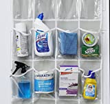 Simple Houseware 24 Pockets Large Clear Pockets