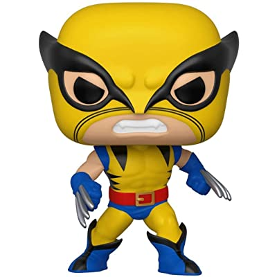 Funko Pop! Marvel: First Appearance - Wolverine: Toys & Games