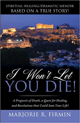 I Wont Let You Die!