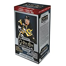 2016-17 UD O-Pee-Chee Platinum Hockey Blaster Box