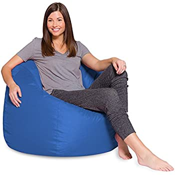 Posh 35 Bean Bag For Teens Adults Children Solid Royal Blue