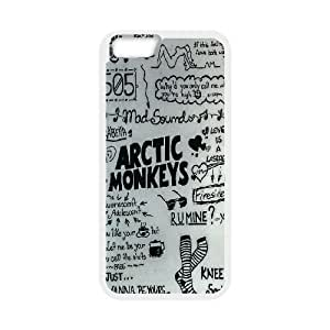 Custom High Quality WUCHAOGUI Phone case Arctic Monkeys Music Band Protective Case For Apple Iphone 6 Plus 5.5 inch screen Cases - Case-18