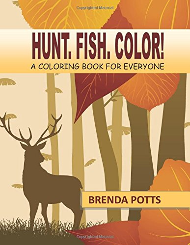 Hunt Fish Color Coloring Everyone product image