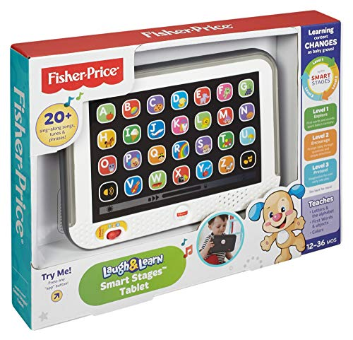 51EehMMgBxL - Fisher-Price Laugh & Learn Smart Stages Tablet