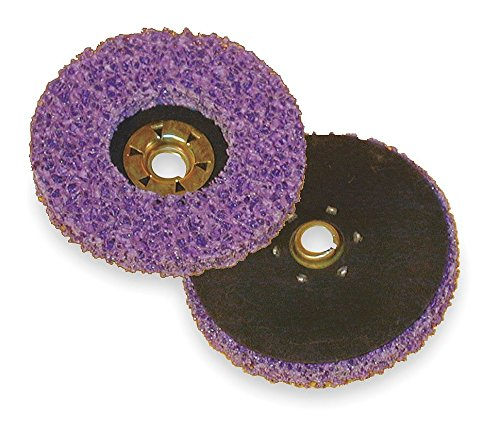 """5/"""" X 1//2 SURFACE CONDITIONING DISCS PAINT STRIPPING SILICON CARBIDE COARSE ARBOR"""