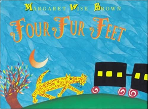 Book Four Fur Feet by Margaret Wise Brown (1994-09-21)