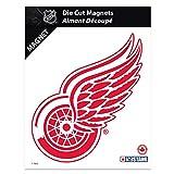 NHL Detroit Red Wings Team Logo Die Cut Magnet …