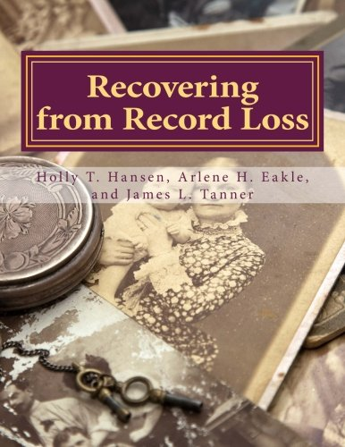 Recovering from Record Loss: A Research Guide pdf