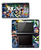 Toy Story 1 2 3 4 Buzz Lightyear Woody Mr Potato Head Rex Video Game Vinyl Decal Skin Sticker Cover for Original Nintendo 3DS System