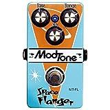 ModTone Guitar Effects MT-FL Space Flanger Bass Flanger Effect Pedal