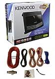 1000 kenwood amp - New Kenwood KAC-5001PS 1000W Mono D Car Amplifier Power Amp + 4 Gauge Amp Kit