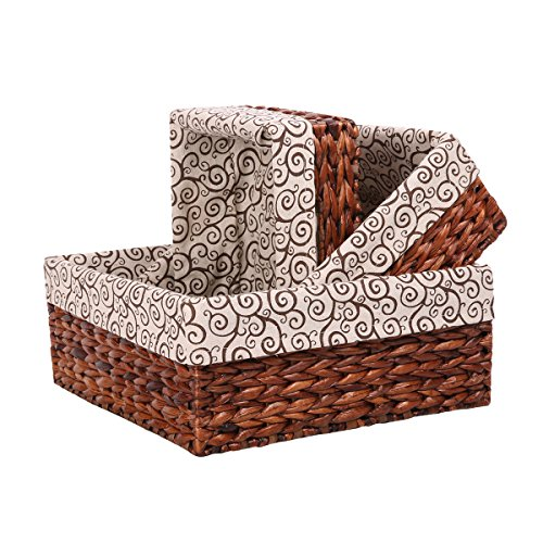 Woven Rattan Accents - 3