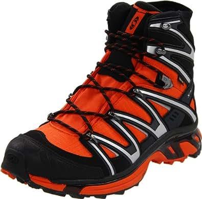 Salomon Men's Wings Sky GTX 2 Hiking Boot,Fall Orange/Black/Asphault,7 M US
