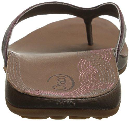 Abril Chaco Flip Violet Quartz Sandal Women's B6qc5f6wU