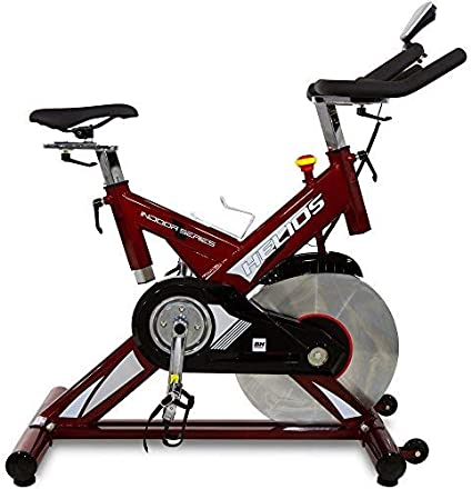 BH Fitness - Bicicletas Indoor Helios: Amazon.es: Deportes y aire ...