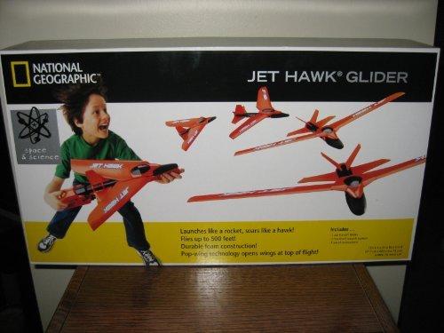(National Geographic Jet Hawk Glider)