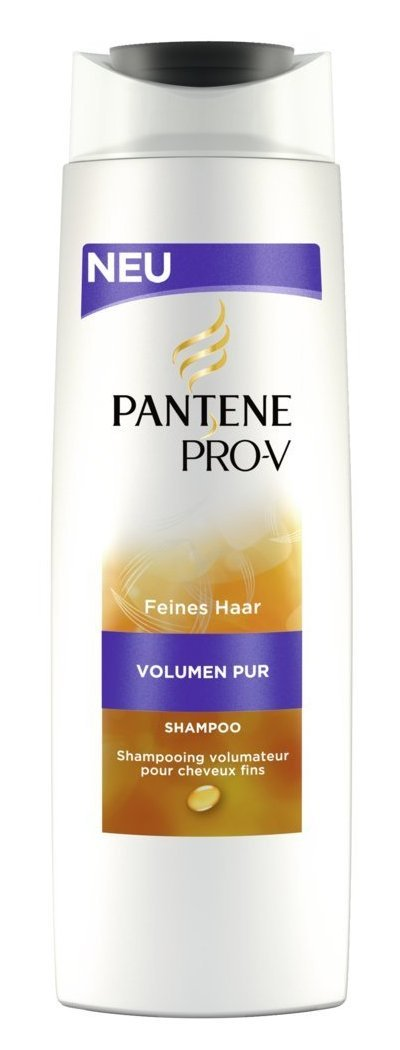 Pantene pro v feines haar shampoo