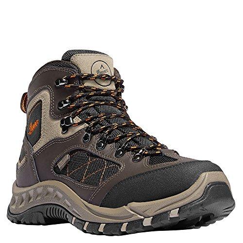 Danner TrailTrek 4.5IN Boot - Men's Brown / Orange 7 EE