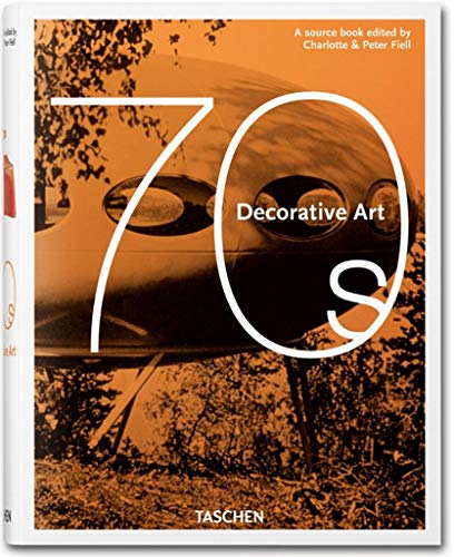 Decorative Art 70s (Bibliotheca Universalis) (German Edition)