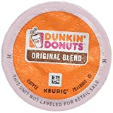 keurig k cups duncan donuts - Dunkin' Donuts K-Cups Original Flavor -  24 Count (Pack of 3), Total of 72 Count - Packaging May Vary
