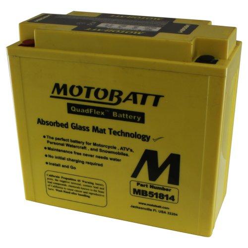 MotoBatt MB51814 Lead_Acid_Battery ()