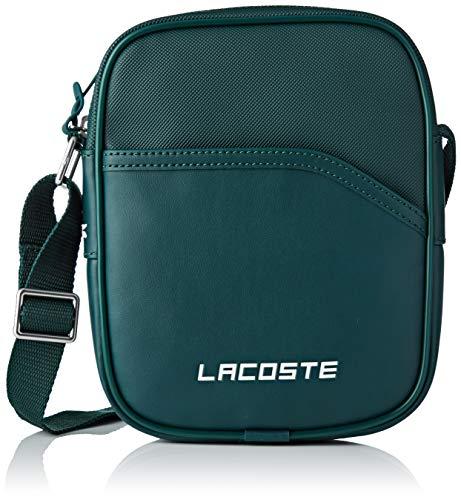 Lacoste Nh2349ut y H Sport bolsos W 5x21x17 cm Hombre Verde Shoppers L de hombro x rr1HxwqSn