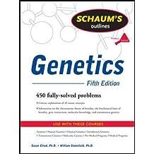Schaum's Outline of Genetics, Fifth Edition (Schaum's Outlines)