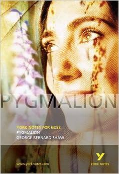 Pygmalion (York Notes) by David Langston (2003-02-27)