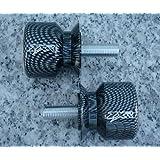 i5 Carbon Swingarm Spools Sliders for Kawasaki Ninja 250 300 ZX6 ZX6R ZX9 ZX9R ZX10 ZX10R