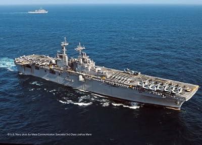 Revell of Germany 1/700 USS Kearsarge LHD-3 Plastic Model Kit