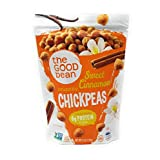 The Good Bean Sweet Cinnamon Chickpea Snacks 170 Gram