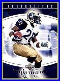 2004 Upper Deck Foundations #90 Marshall Faulk HOF St. Louis Rams San Diego State