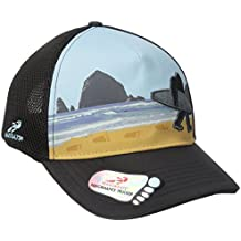 Headsweats Trucker Hat-Soft Tech 5 Panel Sublimated Bigfoot Surf